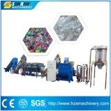 Lavadora de la película plástica de la basura del PE de los PP/línea del reciclaje