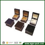 Handcrafted lackierter hölzerner Schmucksache-Kasten für Verkauf
