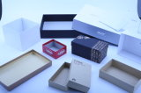 Máquinas rígidas semiautomáticas de la fabricación de cajas