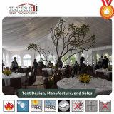 Barraca luxuosa do banquete de casamento para a venda com decoração