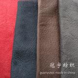 Decorative Home Textile tissu polyester micro-daim