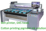 Textildrucker mit Epson Dx5 Hauptpigment-Tinte