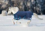 Manta de caballo transpirable y resistente al agua para el invierno