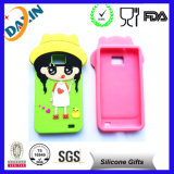 Vente en gros Cartoon Novel Durable Silicone Phone Case