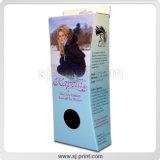 Belle boîte Printing Package cosmétique case de couleur de pliage