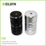 Ca-Kelvin 2200mAh H6 Wholesale bewegliche Kelvin-elektronische Huka