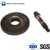BS6172 6/43 kann kundenspezifisches Selbstersatzteil-schraubenartige Gang-Autos Zf Gang-Spirale-Kegelradgetriebe sein