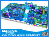 古典的な海洋の主題の屋内運動場装置(QL-150521A)