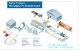 La línea de producción de placas de yeso (TF2017)
