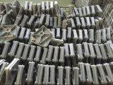 O carrinho do suporte do suporte da televisão de alumínio morre peças sobresselentes do computador da carcaça