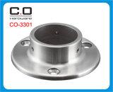 Нержавеющая сталь Adjustable Hanrail Bracket для Railing (CO-3021)