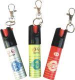 Personal Spray al pepe di Keychain per autodifesa