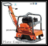 Série Vibratory concreta reversível hidráulica do compressor Gyp-30 da placa