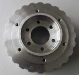 Selbst-CNC-Drehbank rostfrei/Stahl/drehendes/gedrehte Ersatzteile CNC maschinelle Bearbeitung Aluminium
