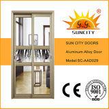 Portelli interni rivestiti della lega di alluminio della polvere bianca (SC-AAD026)