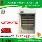 Oeuf commercial complètement automatique industriel hachant l'incubateur à vendre