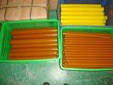 材料を処理するシールのためのポリウレタン棒