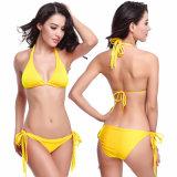 De Reeks van de Bikini van de Driehoek van het Patroon van vrouwen
