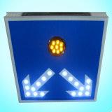 새로운 디자인 제한 속도를 위한 태양 LED 번쩍이는 도로 표지