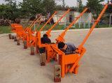 Стабилизации Qmr2-40 Переплетение бетонных блоков почвы для продажи машины