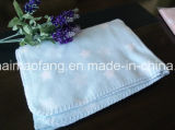 100%Cotton Baby Blanket mit Jacquard Design