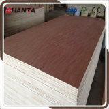 madera contrachapada de 18m m Bintangor con el certificado del Fsc