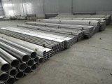 El aluminio 2024 T4 sacó tubo sin soldadura