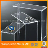Support de suspension en acrylique transparent / Support en plastique en plexiglas / Produit Acrlyic Rack / Display