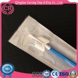 Spazzola cervicale blu per l'accumulazione delle cellule