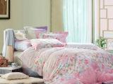 40s Tencel mit reagierender gedruckter Bettwäsche stellte ein (VTR-1208013)