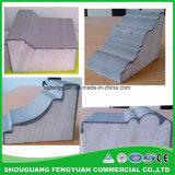Polyurethan-Schaumgummi, der das ENV-Gesims formt für Wand-Dekoration bildet