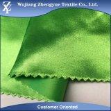 schweres helles Satin-Gewebe 100% des Polyester-75D*300d für Kleid