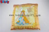 Il colore giallo morbido reso personale di spirito della peluche degli ammortizzatori scherza i cuscini