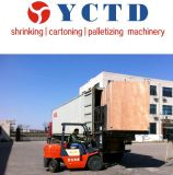 Aquecimento automático shrink wrapping Machine (YCTD)