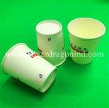 カスタム環境に優しい生物分解性のCompostable使い捨て可能な紙コップ、製造業者