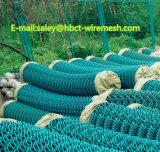직류 전기를 통한 체인 연결 철망사 (공장)