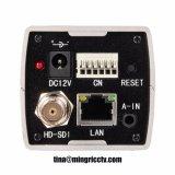 Cámara de vídeo del Sdi del rectángulo de poco ruido sin hilos de los 2m HD con el conector 3G-Sdi