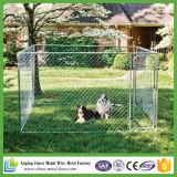 Grande allegato galvanizzato esterno dell'animale domestico di collegamento Chain