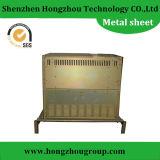 Fabricação de metal inoxidável de aço personalizada da folha