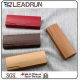 Vetro di Sun unisex polarizzato plastica del PC del capretto dell'acetato del metallo di sport di Sunglass di modo del metallo di legno della donna (GL27)