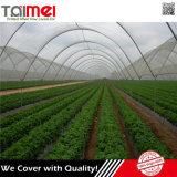 Red plástica agrícola de la cortina de Sun del invernadero del HDPE