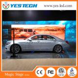 Magic Stage Series Indoor LED Display Cortina de tela