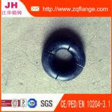 Flange da tubulação de aço de carbono da garganta da solda do ANSI B16.5 150lb