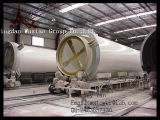 Grandi coperture del vento per il sistema di generatore della turbina del vento