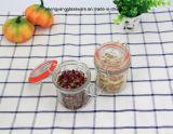 Honing van het Glas van de Kruiken 200ml-350ml van de Rang van het voedsel de Kleine