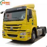 FOB 32500 Dólar chino de camiones HOWO Cabeza tractor remolque de camión