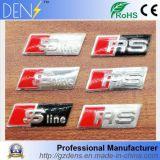 De Stickers van het Stuurwiel van het Embleem van het Metaal van de auto voor Sline