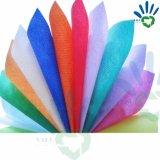 Tissu coloré de Non-Woven de pp Spunbond