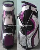 Golf-Karren-Beutel mit Oberseite des Oval-9.5-Inch