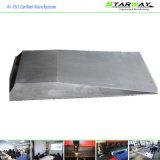 Kundenspezifische legierter Stahl-Blech-Herstellungs-Teile